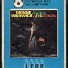 Dionne Warwick - In Valley Of The Dolls 1968 ITCC SCEPTER Sealed A34 8-track tape