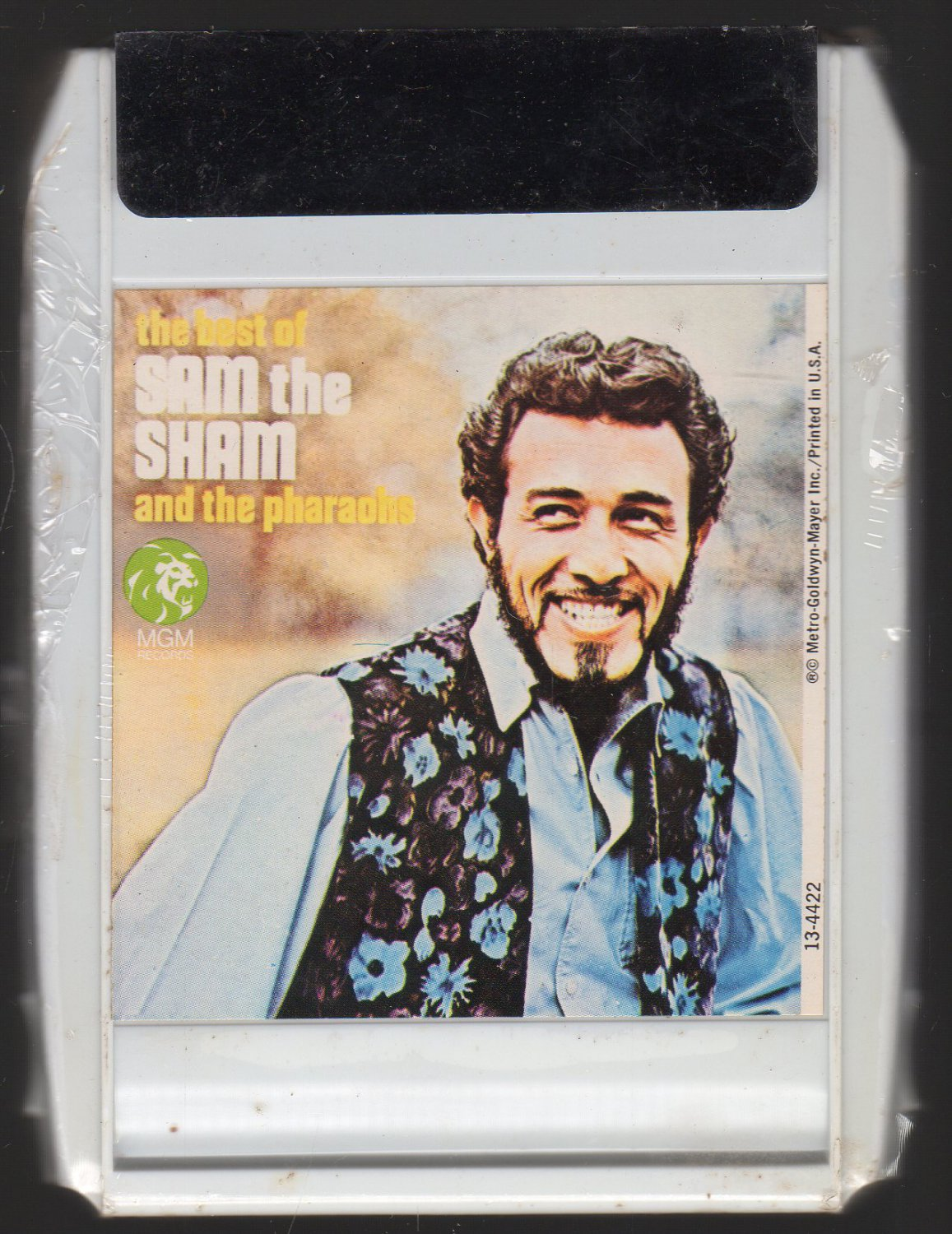 Sam The Sham And The Pharaohs - The Best Of 1966 ITCC MGM Sealed A34 4 or 8-track tape