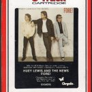 Huey Lewis and The News - Fore! 1986 RCA T5 8-track tape