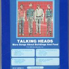 Talking Heads - More Songs About Buildings And Food 1978 GRT A52 8-track tape