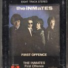 The Inmates - First Offence 1979 POLYDOR A52 8-track tape