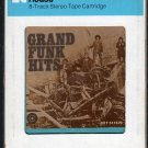 Grand Funk Railroad - Grand Funk Hits 1976 CRC T5 8-track tape