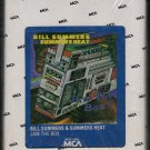 Bill Summers And Summers Heat - Jam The Box 1981 MCA Sealed A31 8-track tape