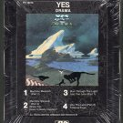 Yes - Drama 1980 ATLANTIC Sealed T6 8-track tape