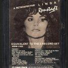 Linda Ronstadt - A Retrospective 1977 CAPITOL A21B 8-track tape