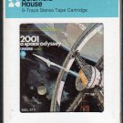 2001 : A Space Odyssey - Original Motion Picture Soundtrack 1968 CRC A21B 8-track tape