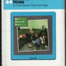 Hank Williams Jr. - Rowdy 1981 CRC A14 8-track tape