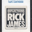 Rick James - Reflections All The Great Hits 1984 CRC A19A 8-track tape