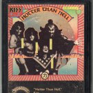 KISS - Hotter Than Hell 1974 AMPEX A11 8-TRACK TAPE