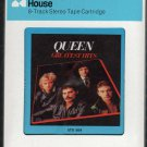 Queen - Greatest Hits 1981 CRC 18E 8-TRACK TAPE