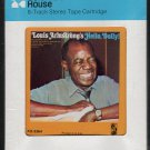 Louis Armstrong - Hello Dolly! 1964 CRC Re-issue Sealed A18E 8-TRACK TAPE