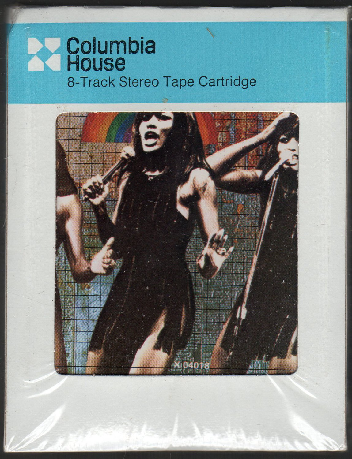 Ike And Tina Turner - What You Hear Is What You Get 1971 CRC Sealed A18E 8-TRACK TAPE