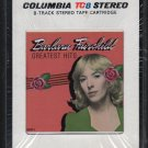 Barbara Fairchild - Greatest Hits 1978 CBS Sealed A18E 8-TRACK TAPE