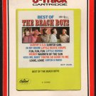 The Beach Boys - Best Of 1966 RCA Re-issue A18E 8-TRACK TAPE