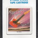 19 Hot Country Requests Vol III - Various Artists 1986 CRC A18E 8-TRACK TAPE