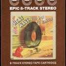 Heatwave - Too Hot To Handle 1976 Debut EPIC A18E 8-TRACK TAPE