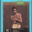 Al Green - Greatest Hits 1975 HI AMPEX A17B 8-TRACK TAPE
