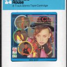 Culture Club - Colour By Numbers 1983 CRC A17B 8-track tape