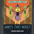 Coldcut - What's That Noise? 1989 Debut WB C15 CASSETTE TAPE