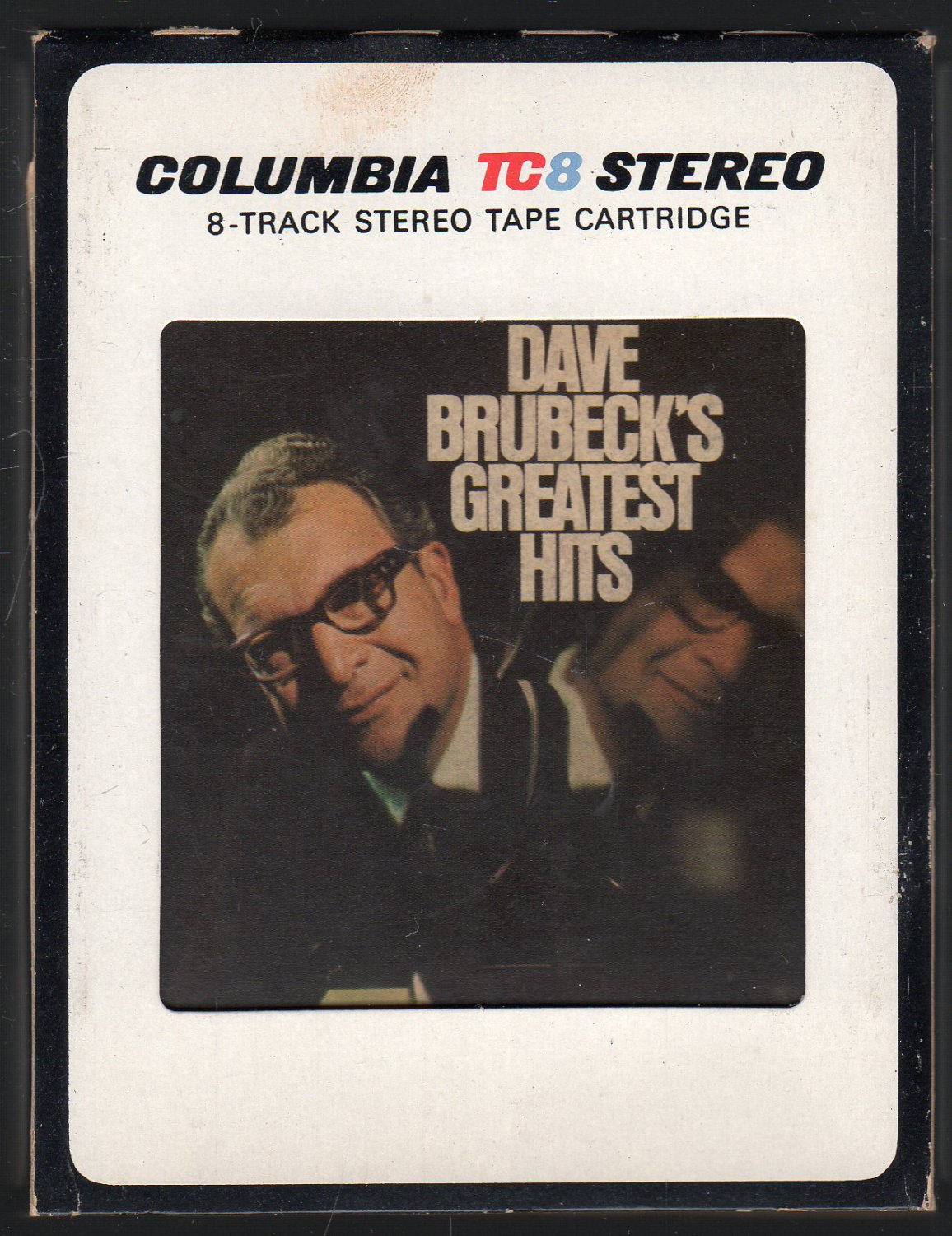 Dave Brubeck - Dave Brubeck's Greatest Hits 1966 CBS A26 8-TRACK TAPE