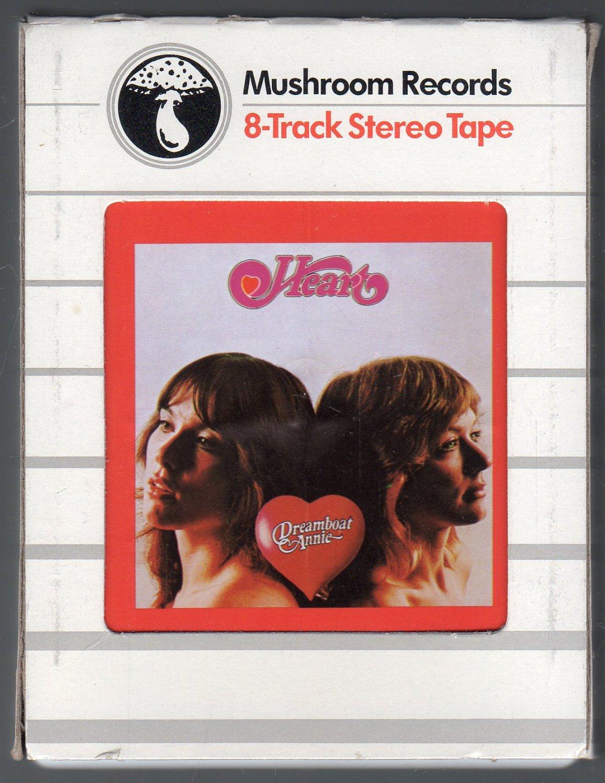 Heart - Dreamboat Annie 1976 Debut MUSHROOM A26 8-TRACK TAPE