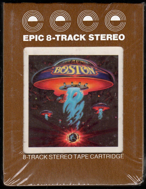 Boston - Boston 1976 Debut EPIC A26 8-TRACK TAPE