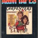 Carpenters - Christmas Portrait 1978 A&M A42 8-TRACK TAPE