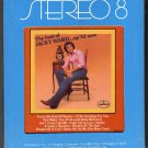 Jacky Ward - The Best Of ...Up Till Now 1979 MERCURY Sealed A36 8-TRACK TAPE