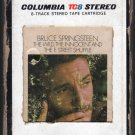 Bruce Springsteen - The Wild, The Innocent And The E Street Shuffle 1973 CBS A17B 8-TRACK TAPE