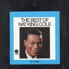 Nat King Cole - The Best Of CRC A17B 8-TRACK TAPE
