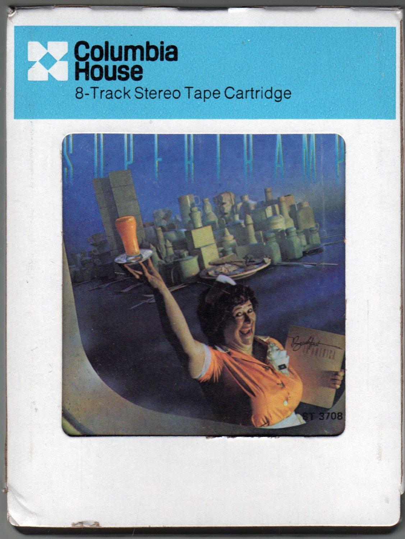 Supertramp - Breakfast In America 1979 CRC A&M A2 8-TRACK TAPE