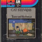 Cat Stevens - Teaser And The Firecat 1971 A&M A2 8-TRACK TAPE