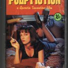 Pulp Fiction - Original Motion Picture Soundtrack 1994 MCA C7 CASSETTE TAPE