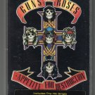 Guns N' Roses - Appetite For Destruction 1987 GEFFEN C1 CASSETTE TAPE