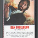 Dan Fogelberg - Greatest Hits 1982 EPIC C15 CASSETTE TAPE