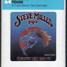 Steve Miller Band - Greatest Hits 1974-78 1978 CRC A5 8-TRACK TAPE