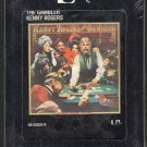 Kenny Rogers - The Gambler 1978 UA A5 8-TRACK TAPE