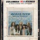 Aerosmith - Aerosmith 1973 Debut CBS A5 8-TRACK TAPE