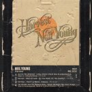 Neil Young - Harvest 1972 WB A5 8-TRACK TAPE