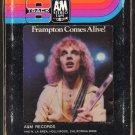 Peter Frampton - Frampton Comes Alive 1976 A&M A17B 8-TRACK TAPE