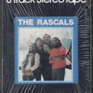 The Rascals - Sessions Presents The Rascals WB Sealed A17B 8-TRACK TAPE