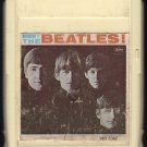 The Beatles - Meet The Beatles 1965 CAPITOL A17B 8-TRACK TAPE