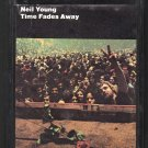 Neil Young - Time Fades Away 1973 WB A18A 8-TRACK TAPE