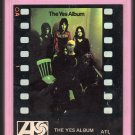 Yes - The Yes Album 1971 ATLANTIC A18A 8-TRACK TAPE