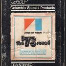 American Motors Corporation AMC - The '73 Sound 1973 CBS A17A 8-TRACK TAPE
