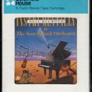 The Sven Libaek Orchestra - Neil Diamond Instrumentally 1983 CRC Sealed A17A 8-TRACK TAPE