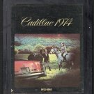 Cadillac 1974 - Various Artist Demo Tape 1974 RCA A17 8-TRACK TAPE