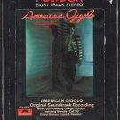 American Gigolo - Original Soundtrack Recording 1980 POLYDOR A17 8-TRACK TAPE