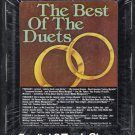 The Best Of The Duets - Various Country Duos 1980 CAPITOL Sealed A17 8-TRACK TAPE