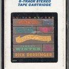 Guitar Heroes - Various Rock 1980 EPIC A17 8-TRACK TAPE